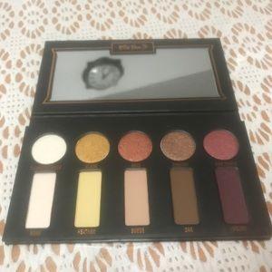 Kat Von D Metal eyeshadow palette